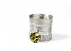 Varia | 935 Silber | Lemoncitrin